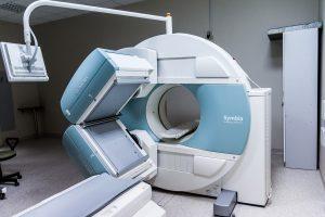 Ein Magnetresonanztomograph